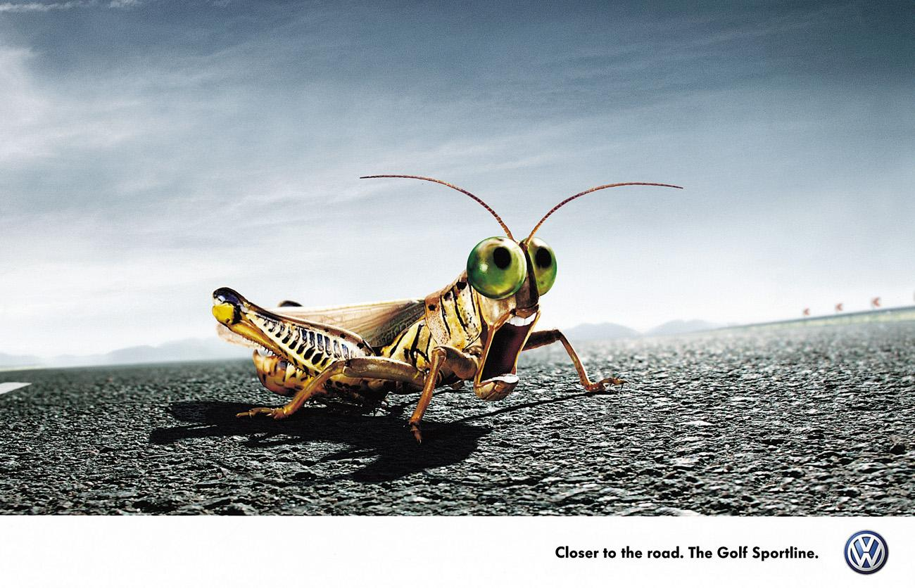 VW Bug Ad - image 1 - student project