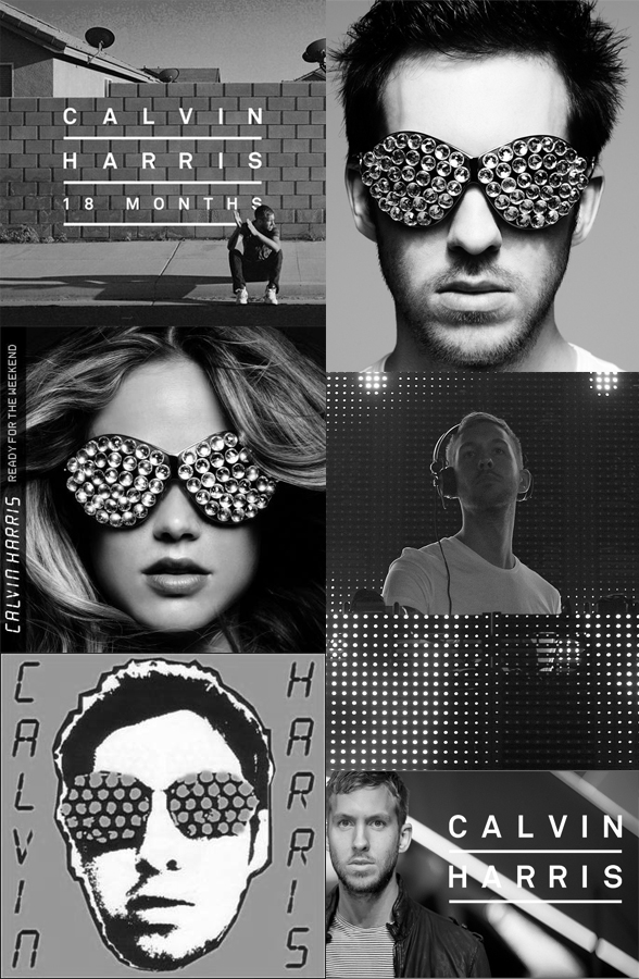 Calvin Harris - 18 Months // Updated 02-25 - image 1 - student project