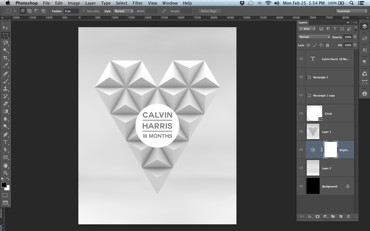 Calvin Harris - 18 Months // Updated 02-25 - image 11 - student project
