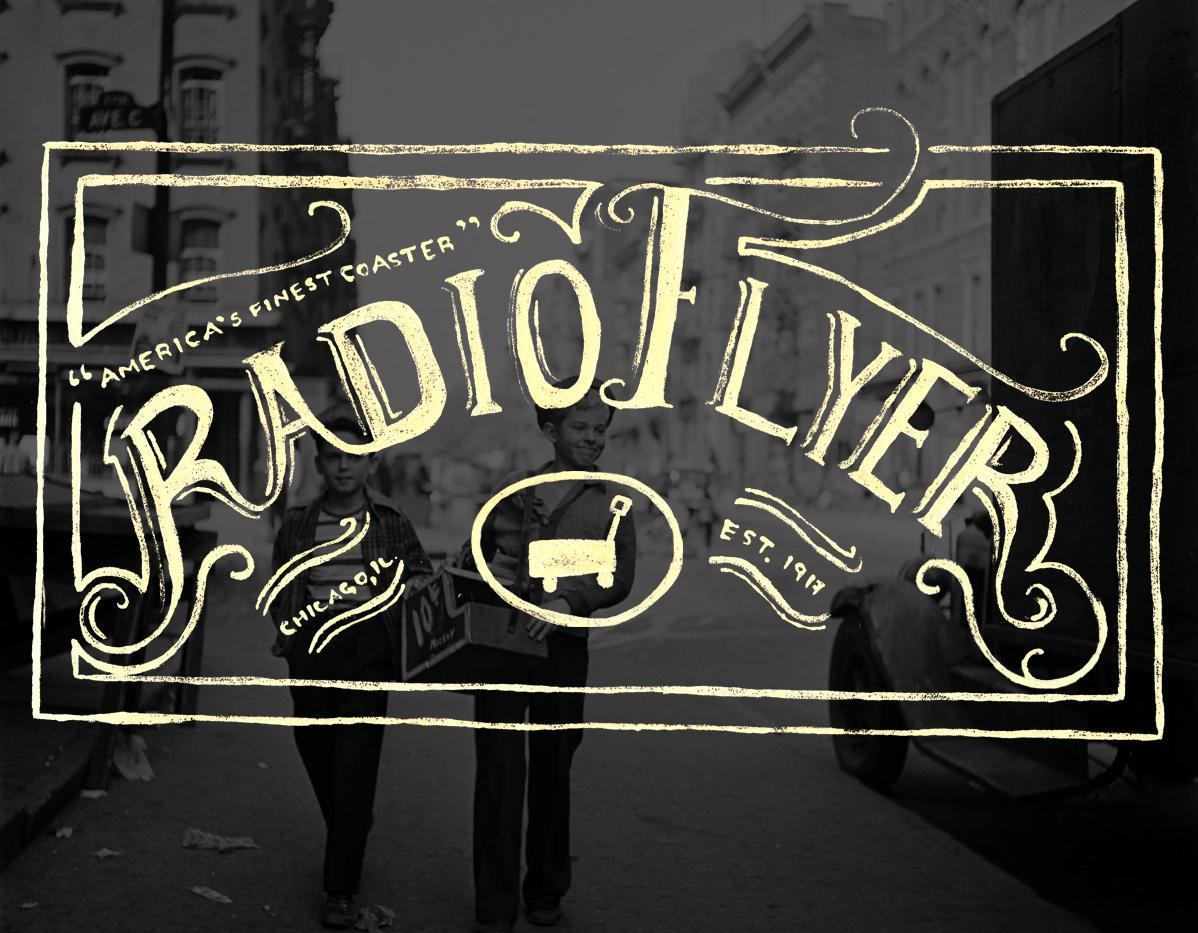 Radio Flyer - image 6 - student project
