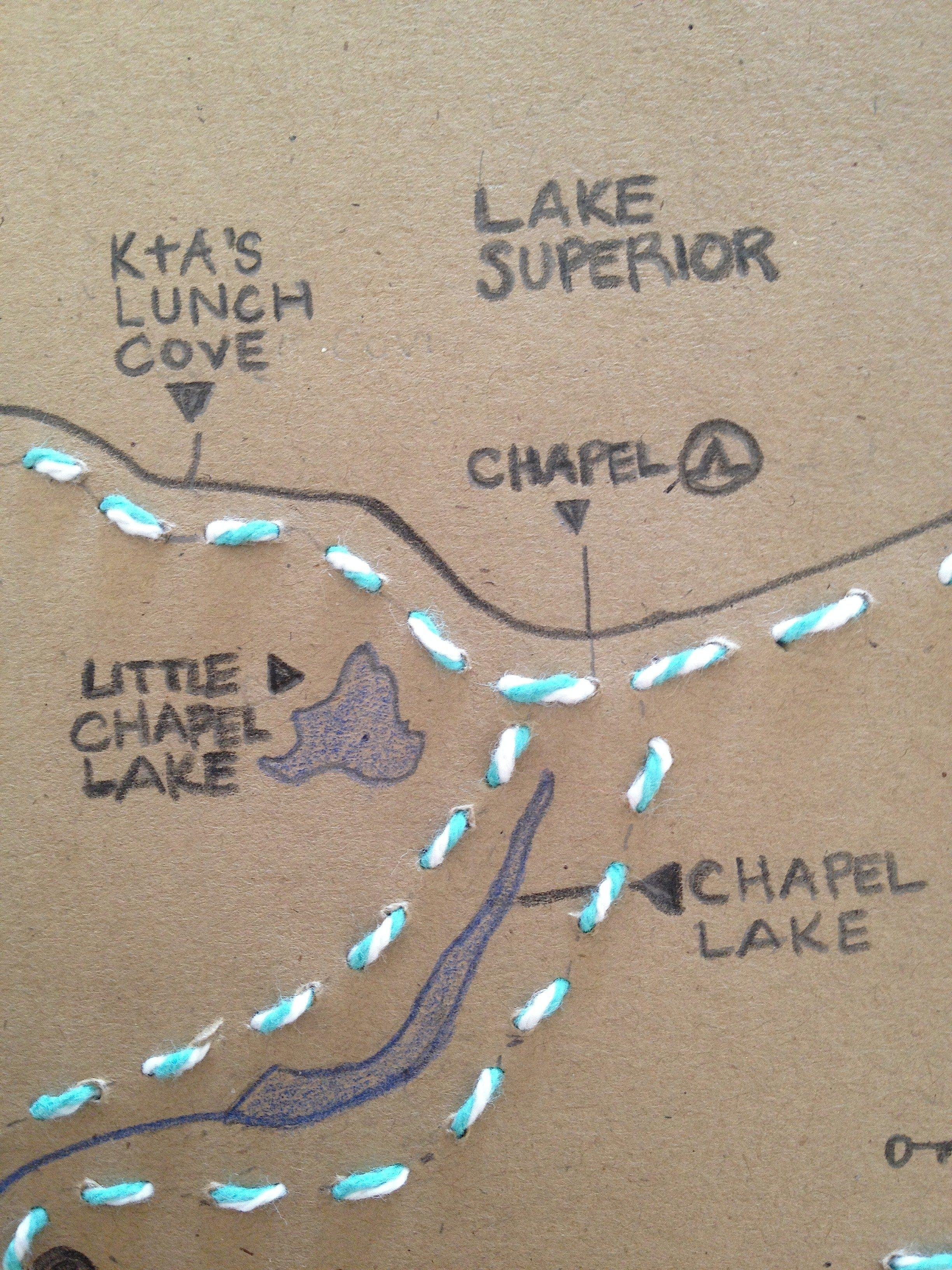 Discovering Chapel Basin - image 7 - student project