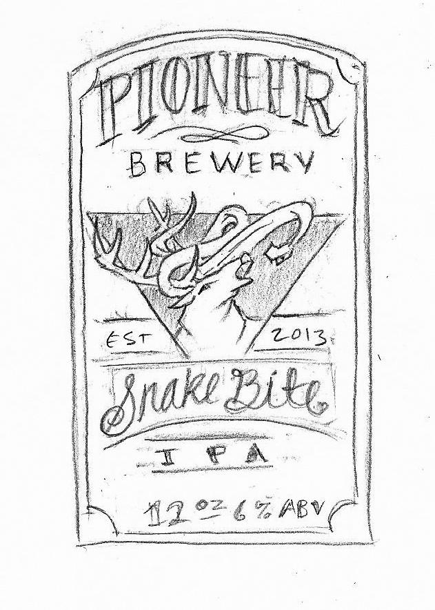 Pioneer Brewery: Snakebite IPA - image 19 - student project