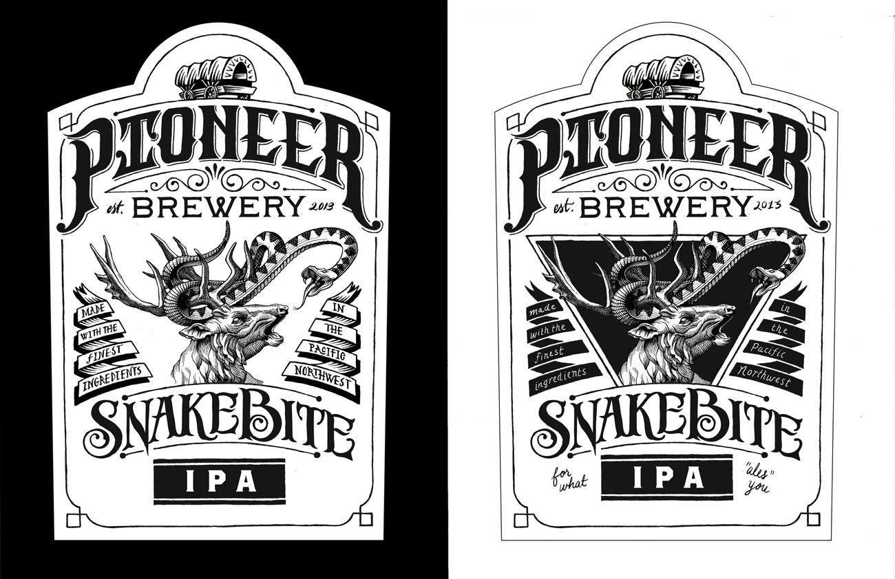 Pioneer Brewery: Snakebite IPA - image 10 - student project