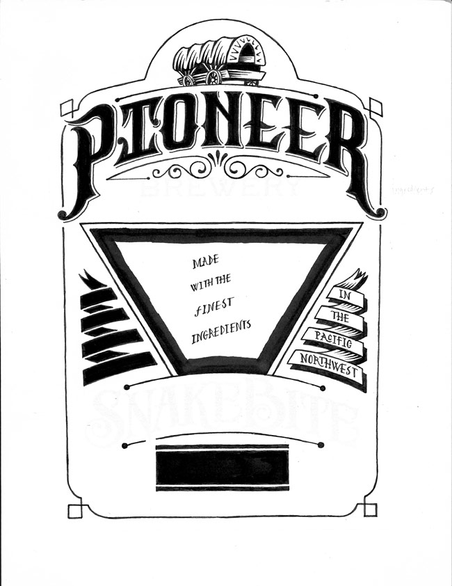 Pioneer Brewery: Snakebite IPA - image 9 - student project
