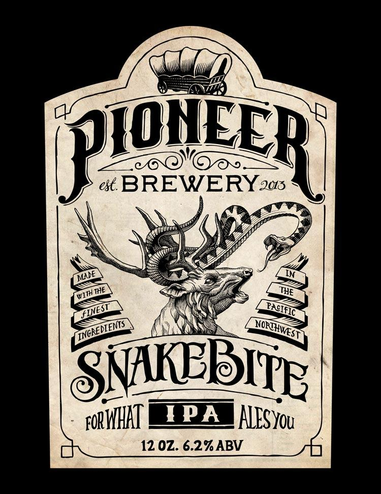 Pioneer Brewery: Snakebite IPA - image 7 - student project