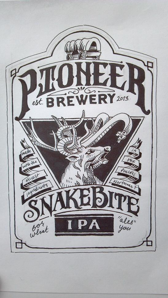 Pioneer Brewery: Snakebite IPA - image 12 - student project