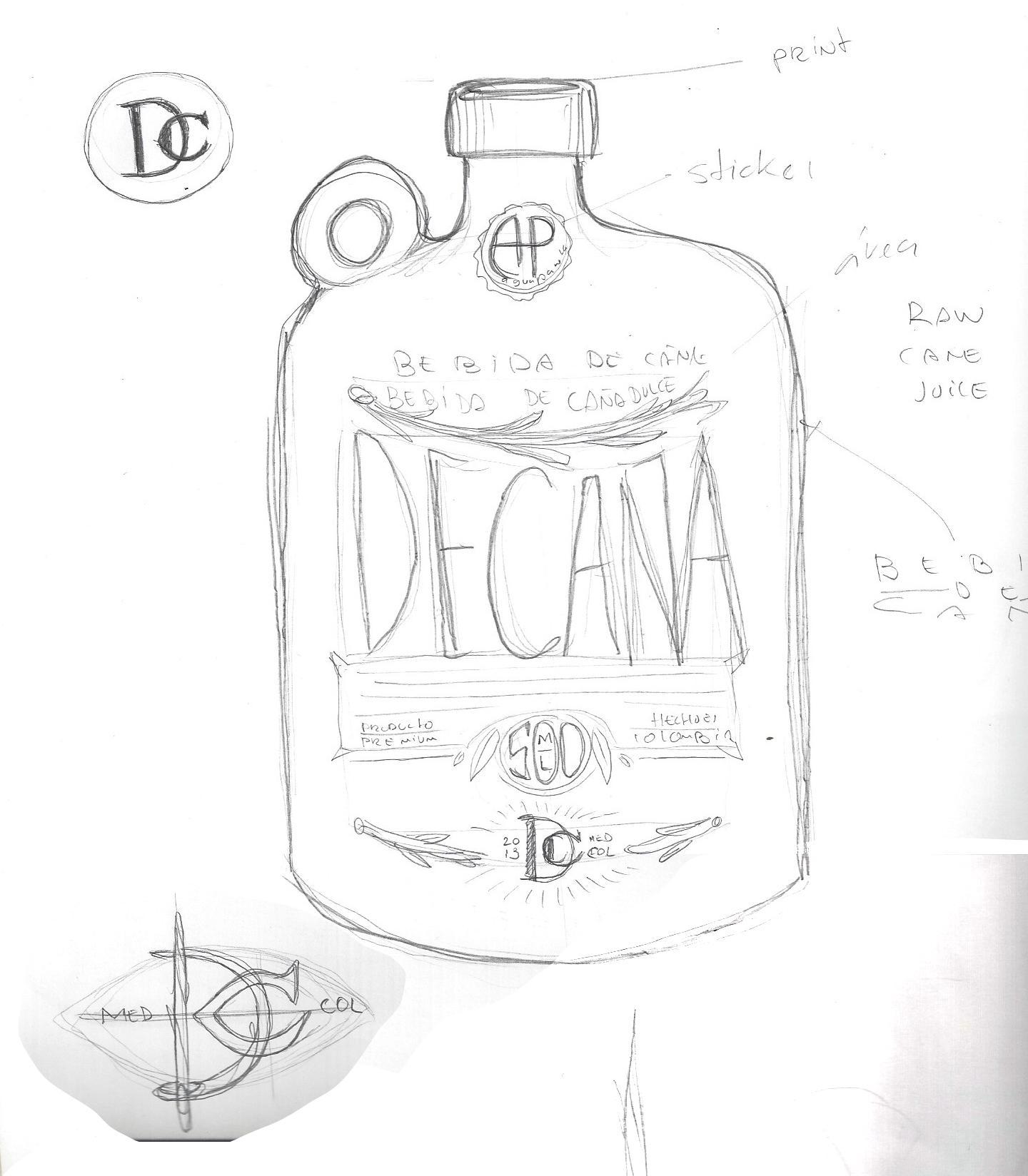 Panela Label : DECAÑA - image 17 - student project