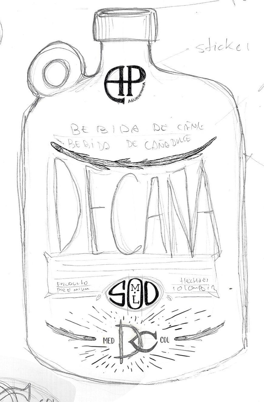 Panela Label : DECAÑA - image 22 - student project