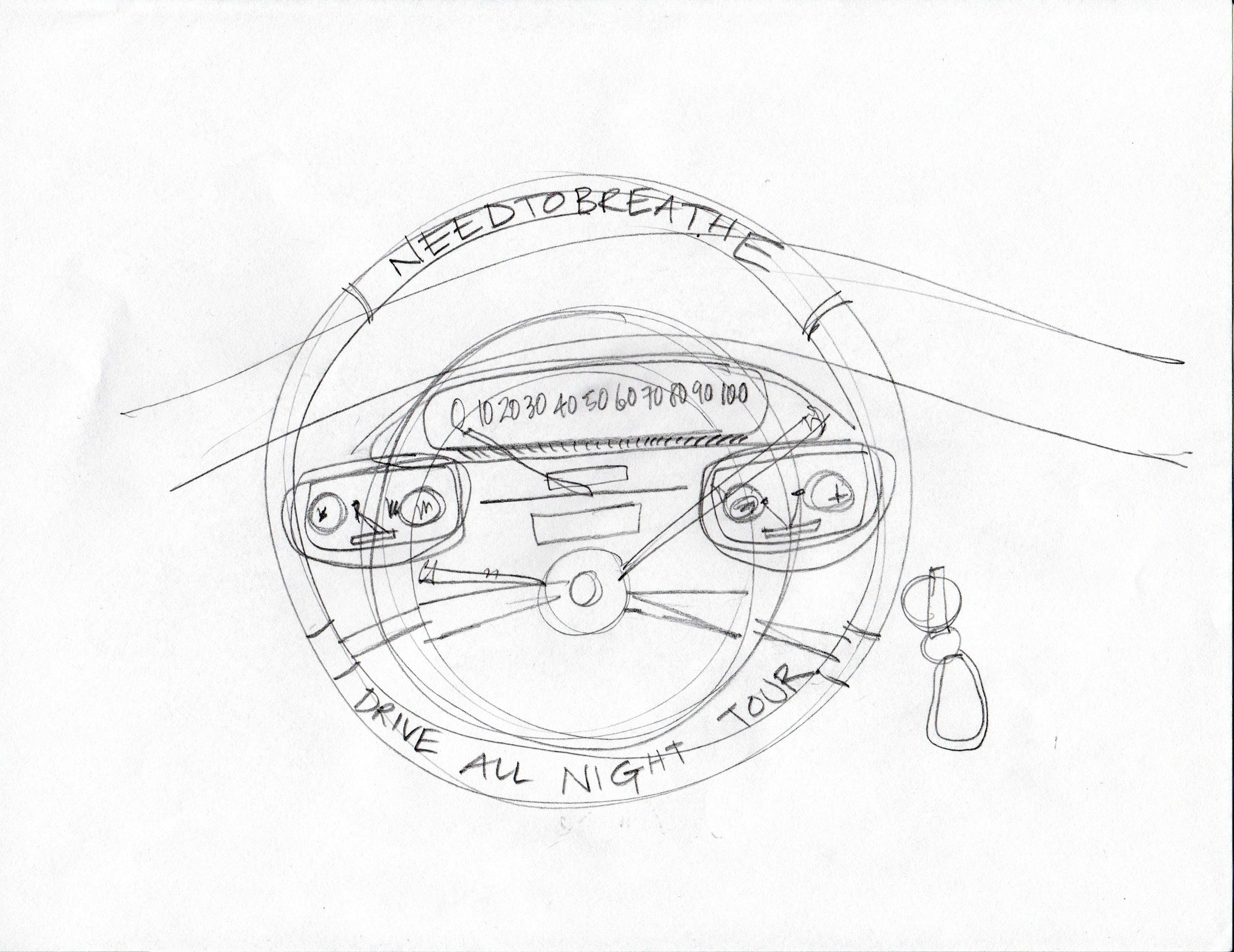 Needtobreathe - image 6 - student project