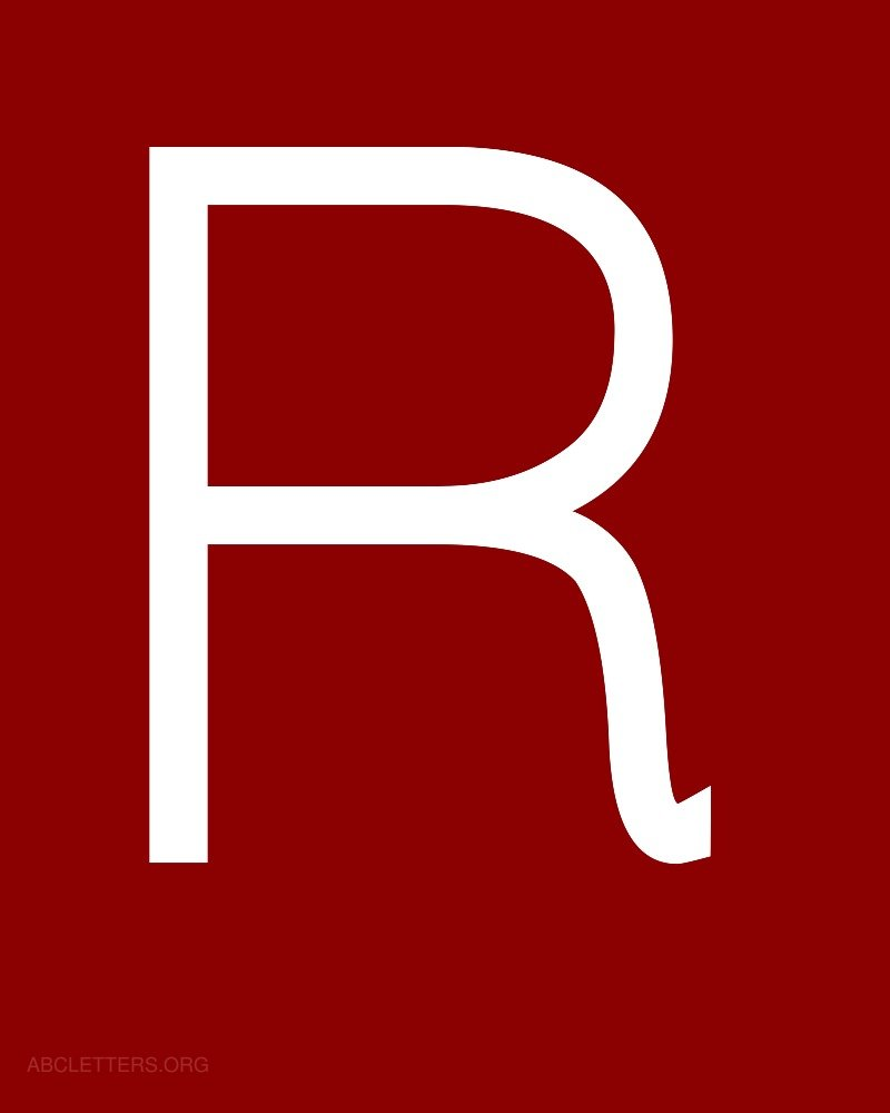 """Rudy Rude - """"R"""" logo lighting bolt separating single """"R"""" into two """"R""""'s.  -3d? Flat? - image 119 - student project"""