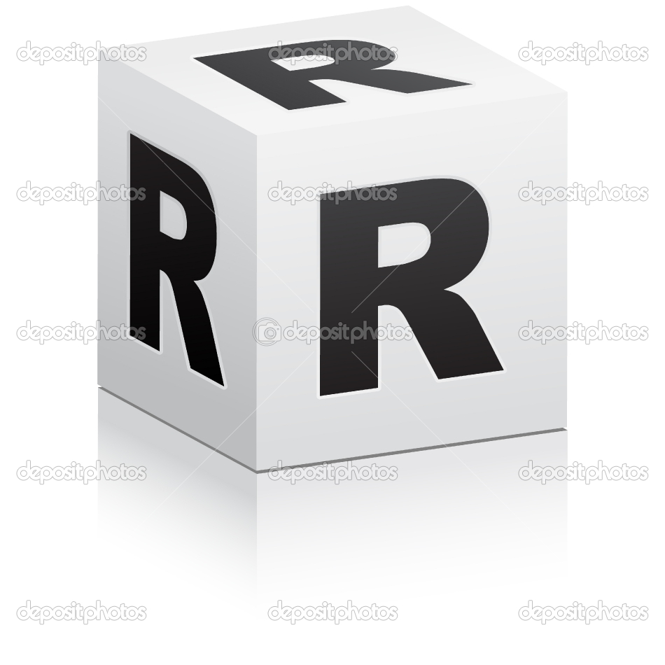 """Rudy Rude - """"R"""" logo lighting bolt separating single """"R"""" into two """"R""""'s.  -3d? Flat? - image 113 - student project"""