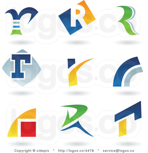 """Rudy Rude - """"R"""" logo lighting bolt separating single """"R"""" into two """"R""""'s.  -3d? Flat? - image 118 - student project"""