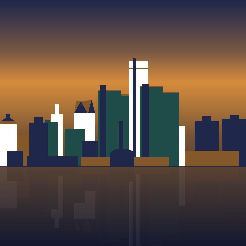 Detroit Riverfront - image 3 - student project