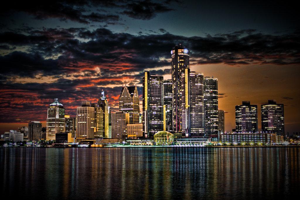 Detroit Riverfront - image 1 - student project