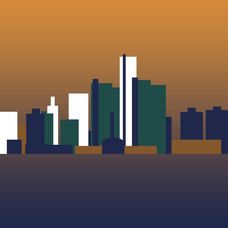 Detroit Riverfront - image 2 - student project