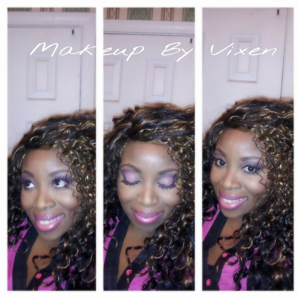 Vixens Sultry Daytime and Nighttime Look - image 2 - student project