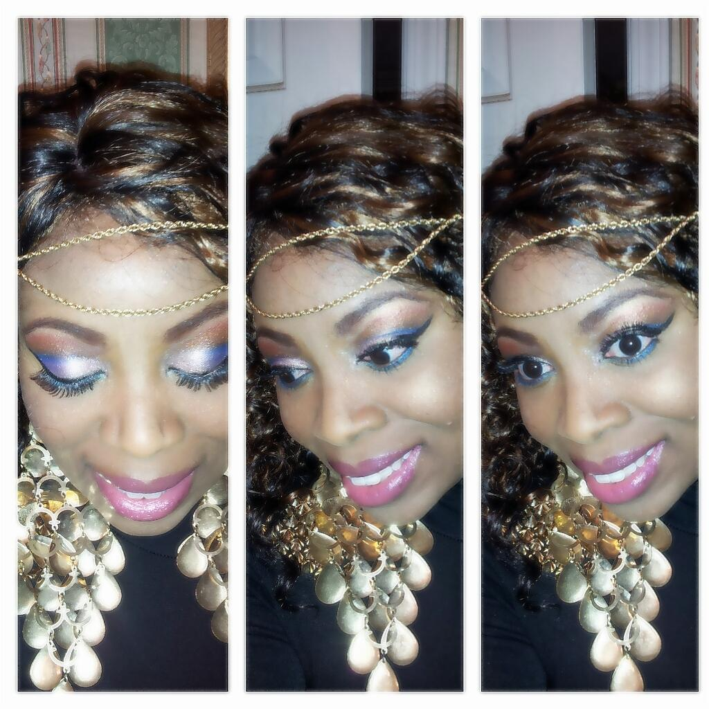 Vixens Sultry Daytime and Nighttime Look - image 1 - student project