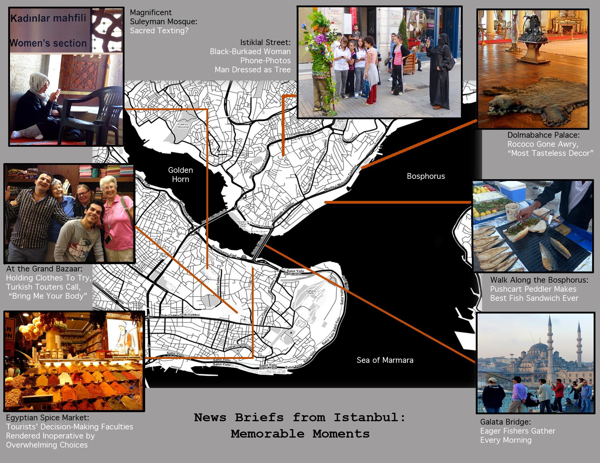 Memory Mapping Istanbul - image 1 - student project