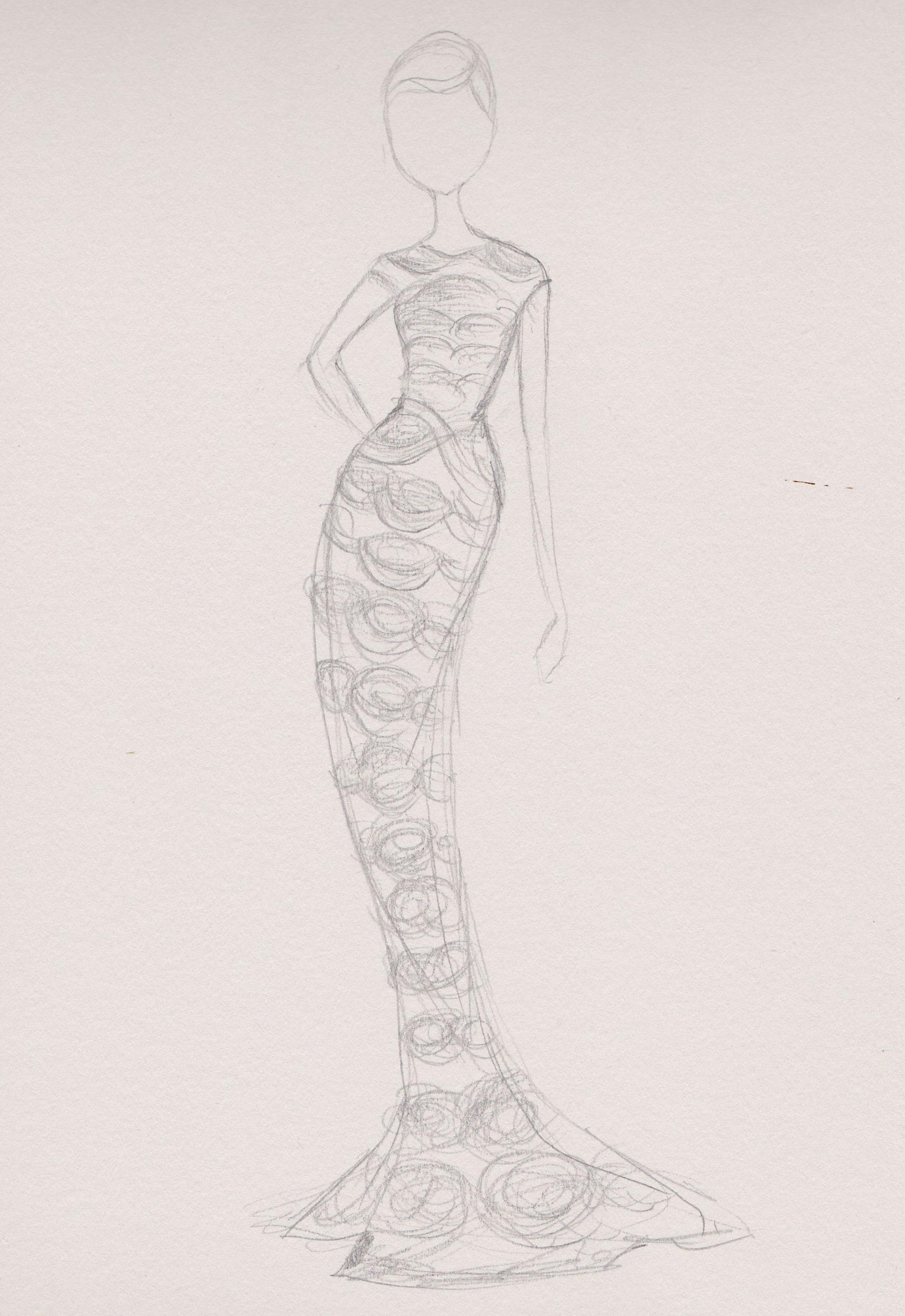 SKETCHES - Ethereal - image 1 - student project