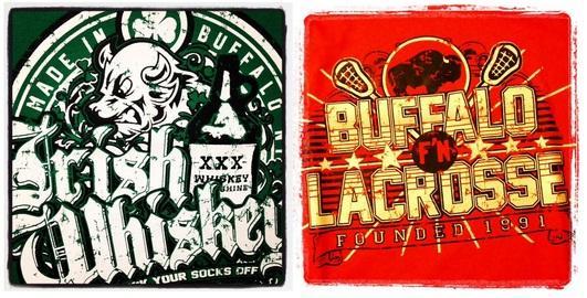 My Buffalo Shirt - image 1 - student project