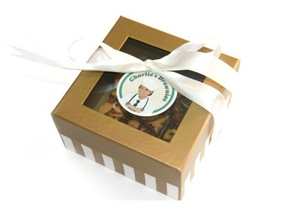 Charlie's Brownies Store Ready Packaging - image 2 - student project