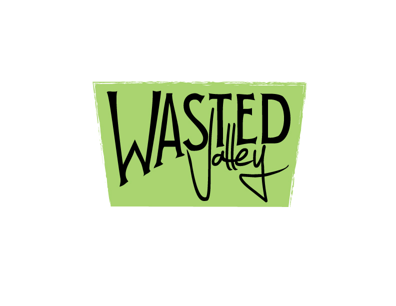 Wasted Valley Logo - image 2 - student project