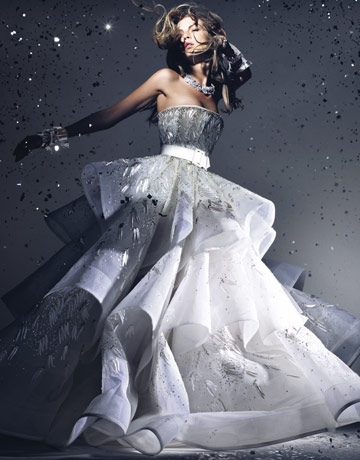 couture and elegant - image 3 - student project