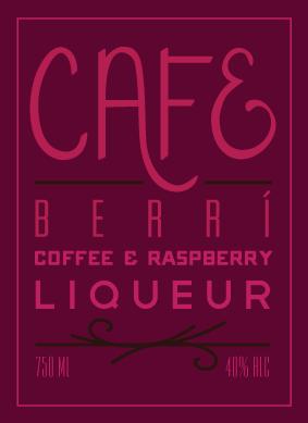 Cafe Berrí - image 8 - student project