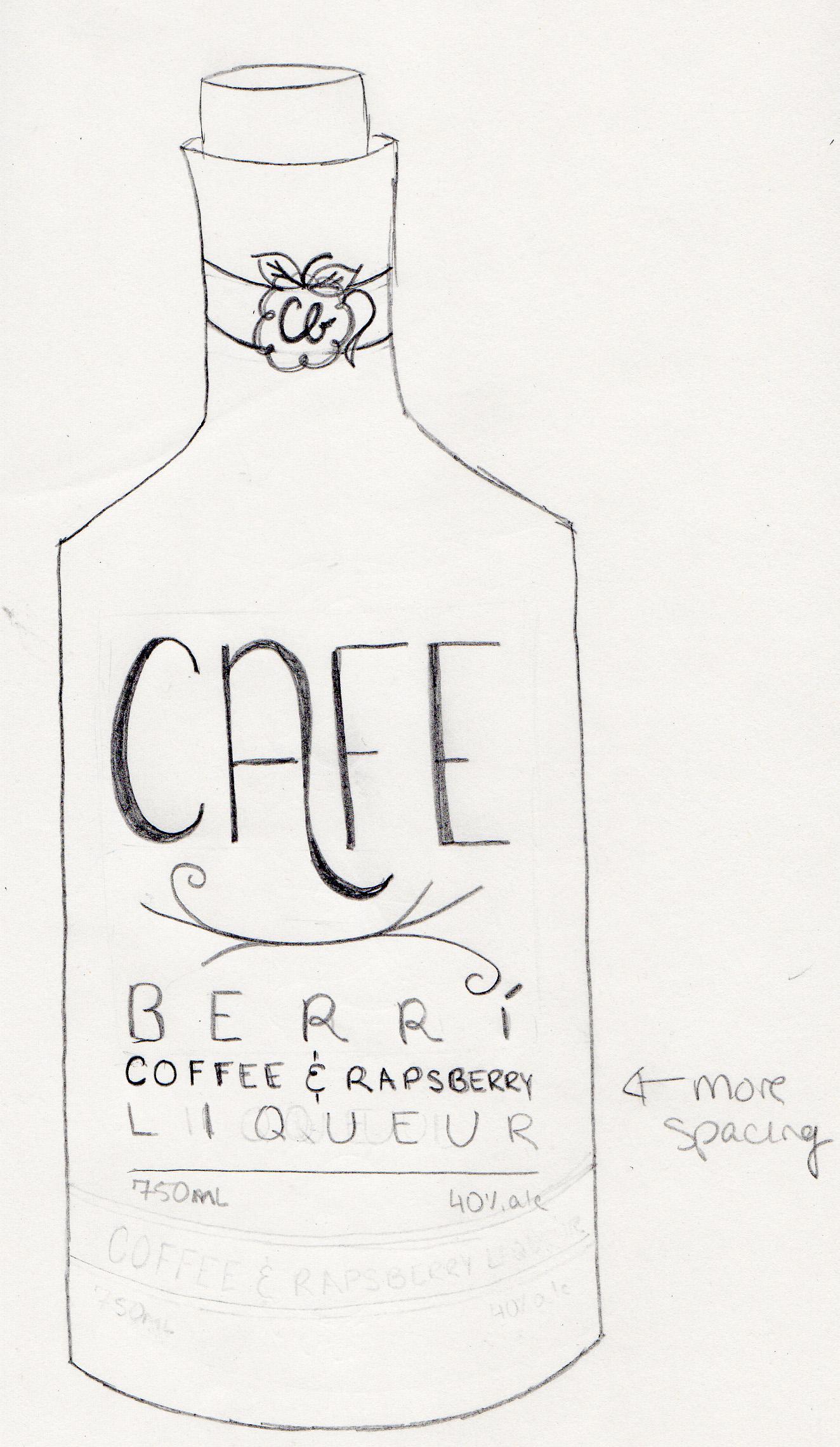Cafe Berrí - image 6 - student project