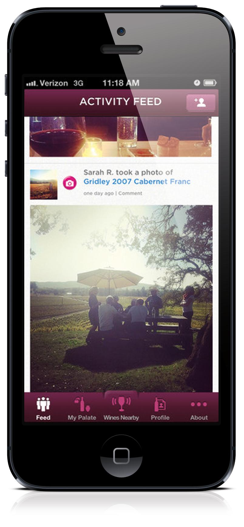 Swirl it! Taste-Based wine Recommendation App - image 3 - student project