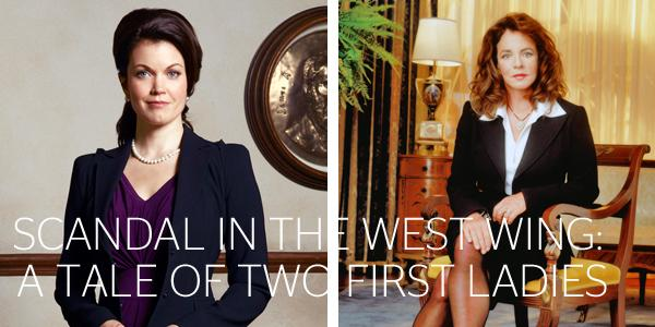 Scandal in the West Wing: A Tale of Two First Ladies - image 1 - student project
