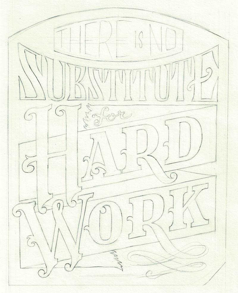 There is No Substitute for Hard Work - image 13 - student project