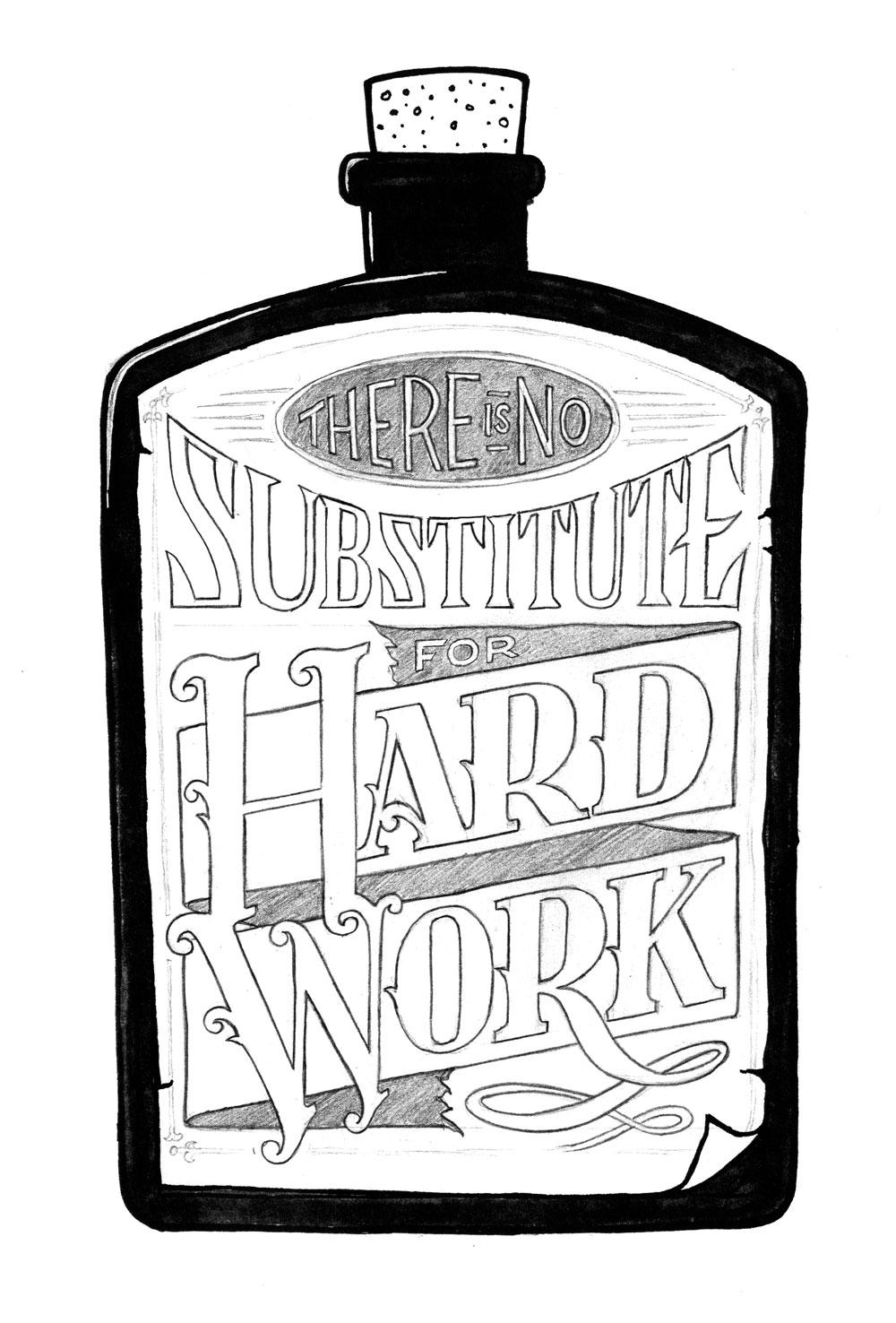 There is No Substitute for Hard Work - image 11 - student project