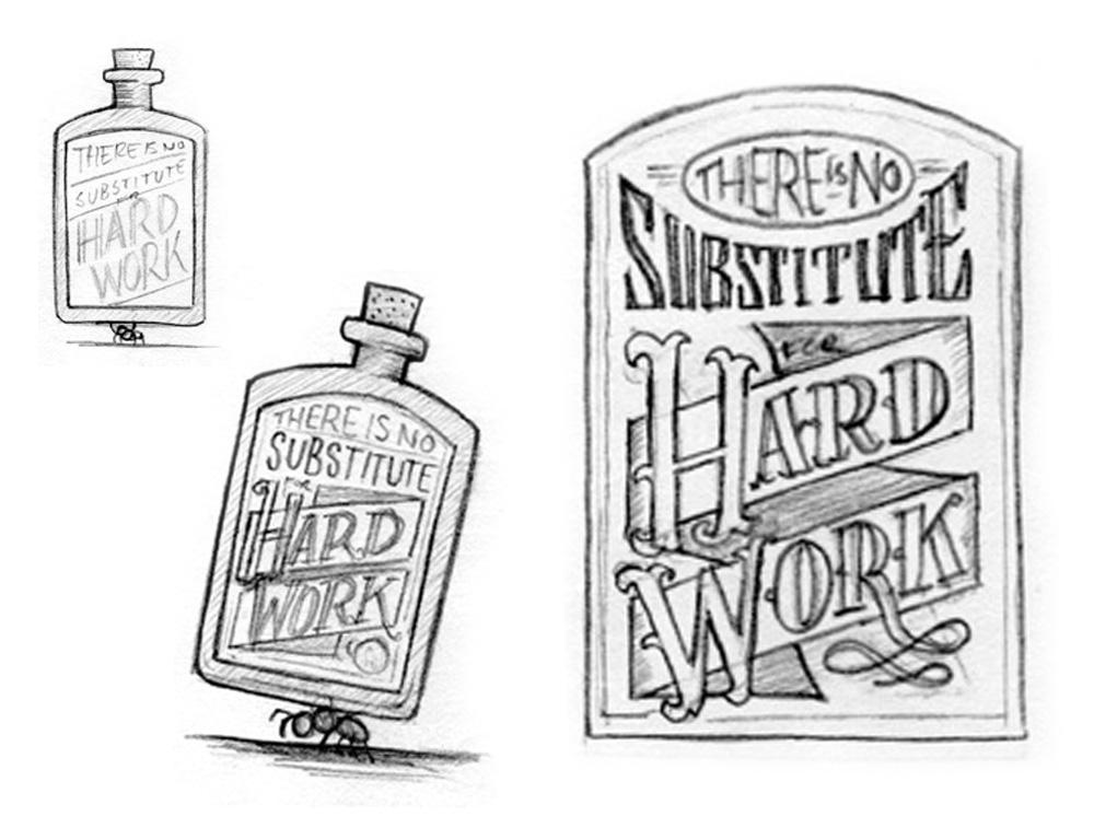 There is No Substitute for Hard Work - image 10 - student project