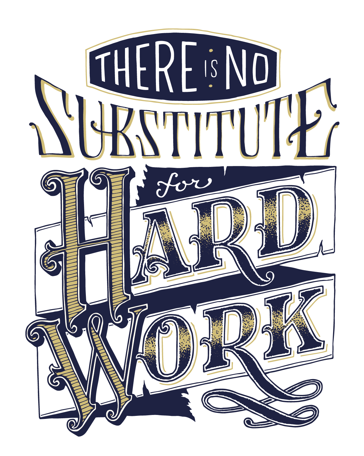 There is No Substitute for Hard Work - image 18 - student project