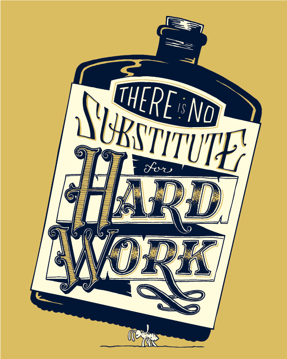 There is No Substitute for Hard Work - image 20 - student project
