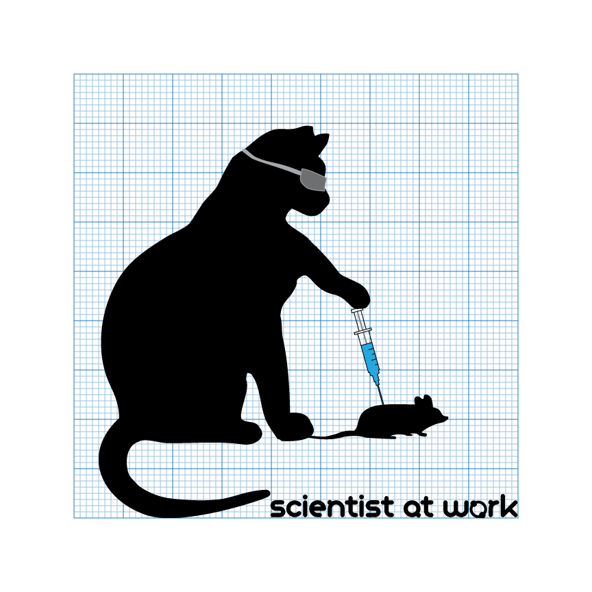 Cat Scientist - image 1 - student project