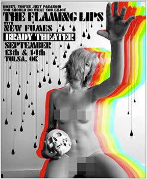 Flaming Lips @ the Egyptian Room, Indianapolis, IN - image 5 - student project