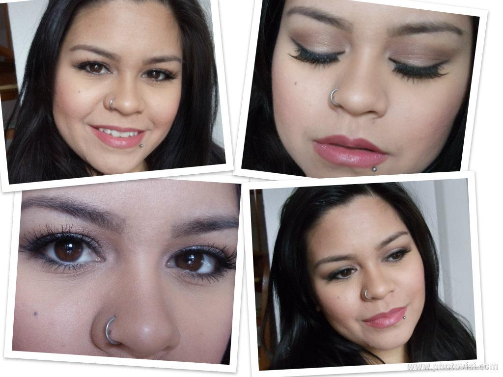 My subtle daytime look. - image 1 - student project