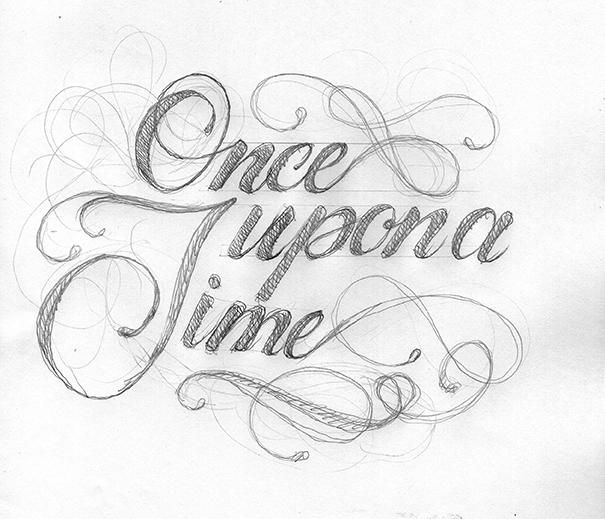 Once Upon A Time - image 1 - student project