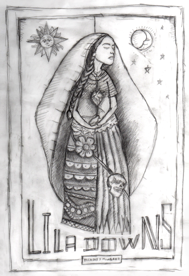 Pecados y Milagros, Lila Downs - image 8 - student project