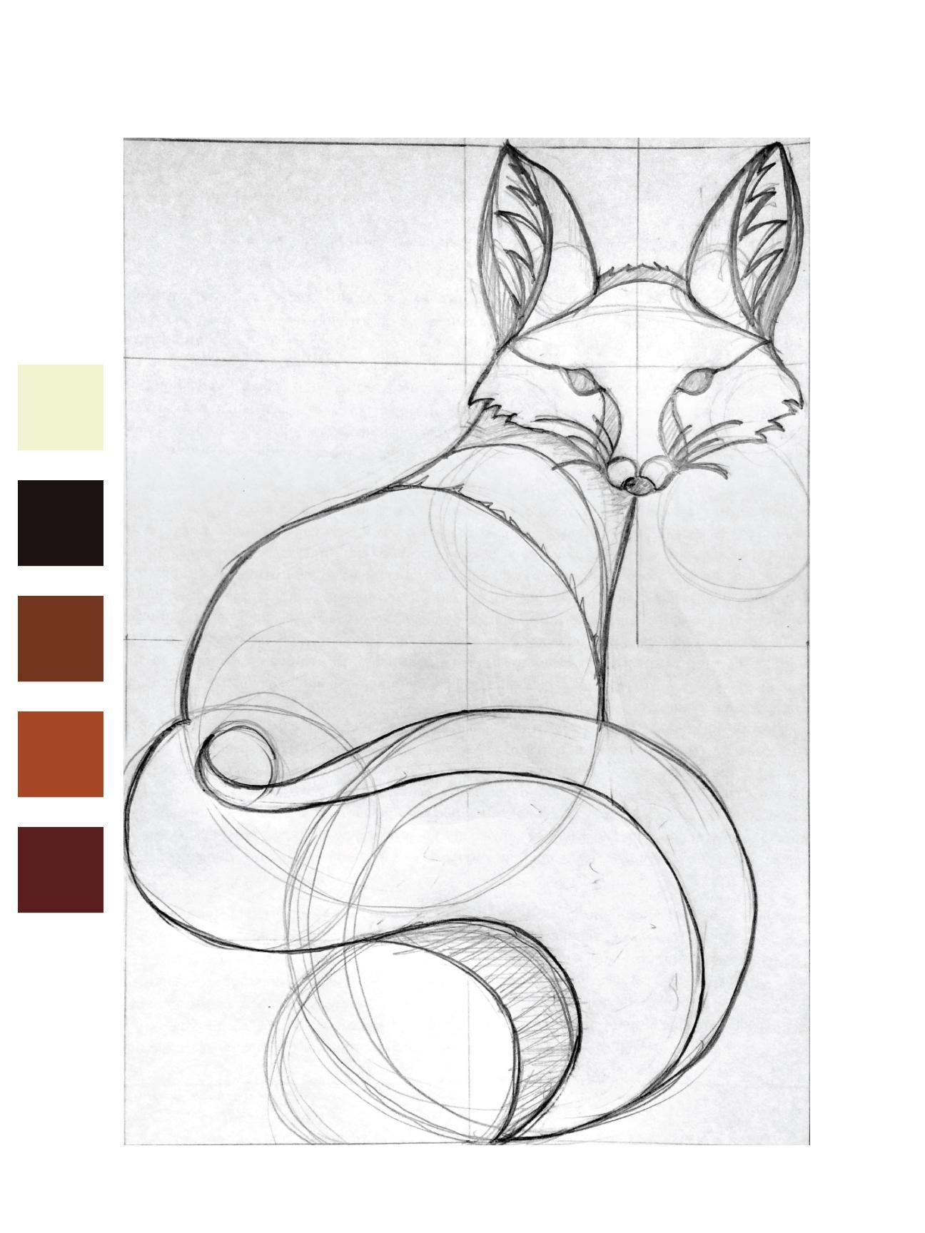 Light Fox - image 2 - student project