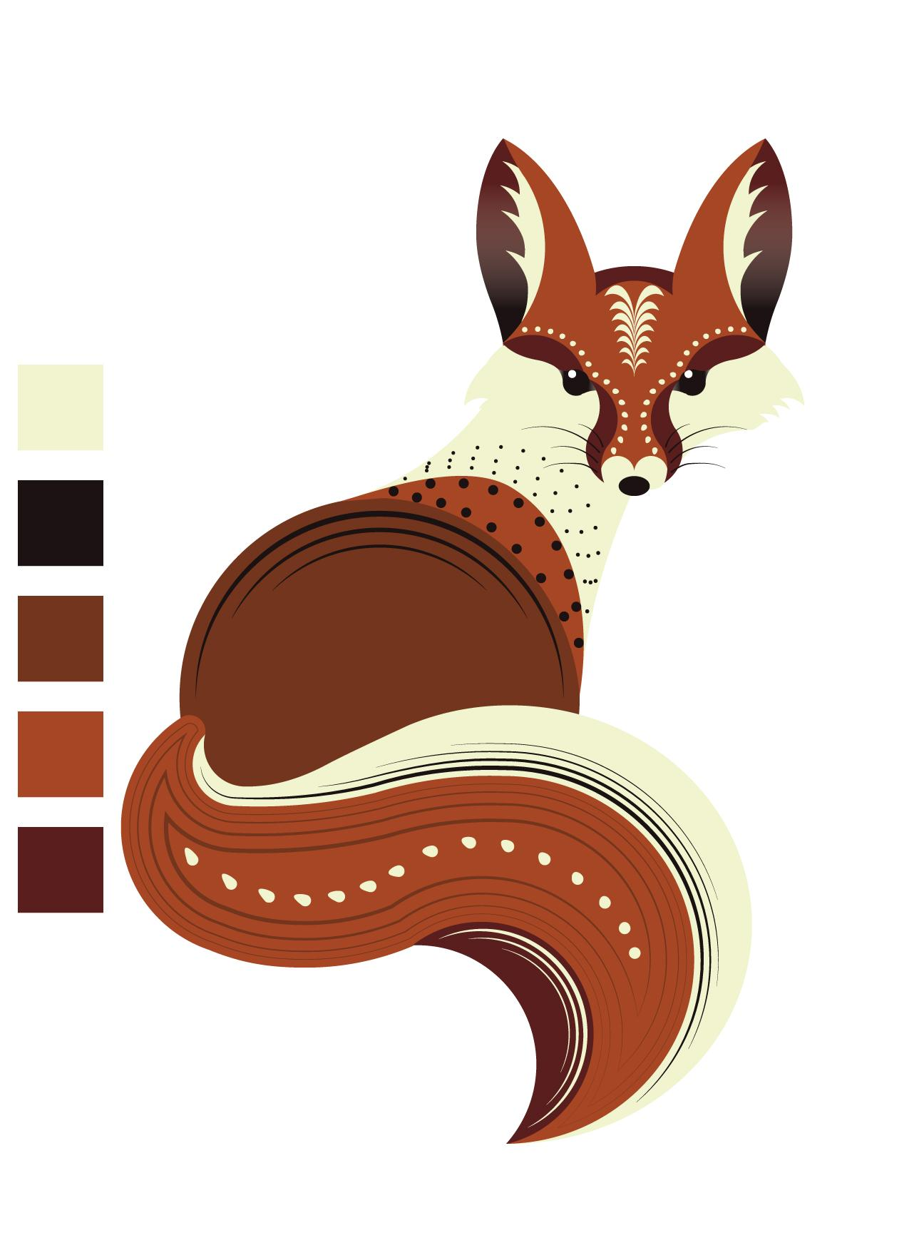 Light Fox - image 3 - student project