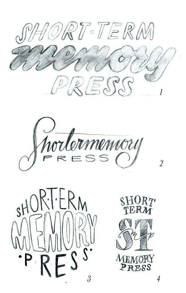 Short Term Memory Press - image 7 - student project
