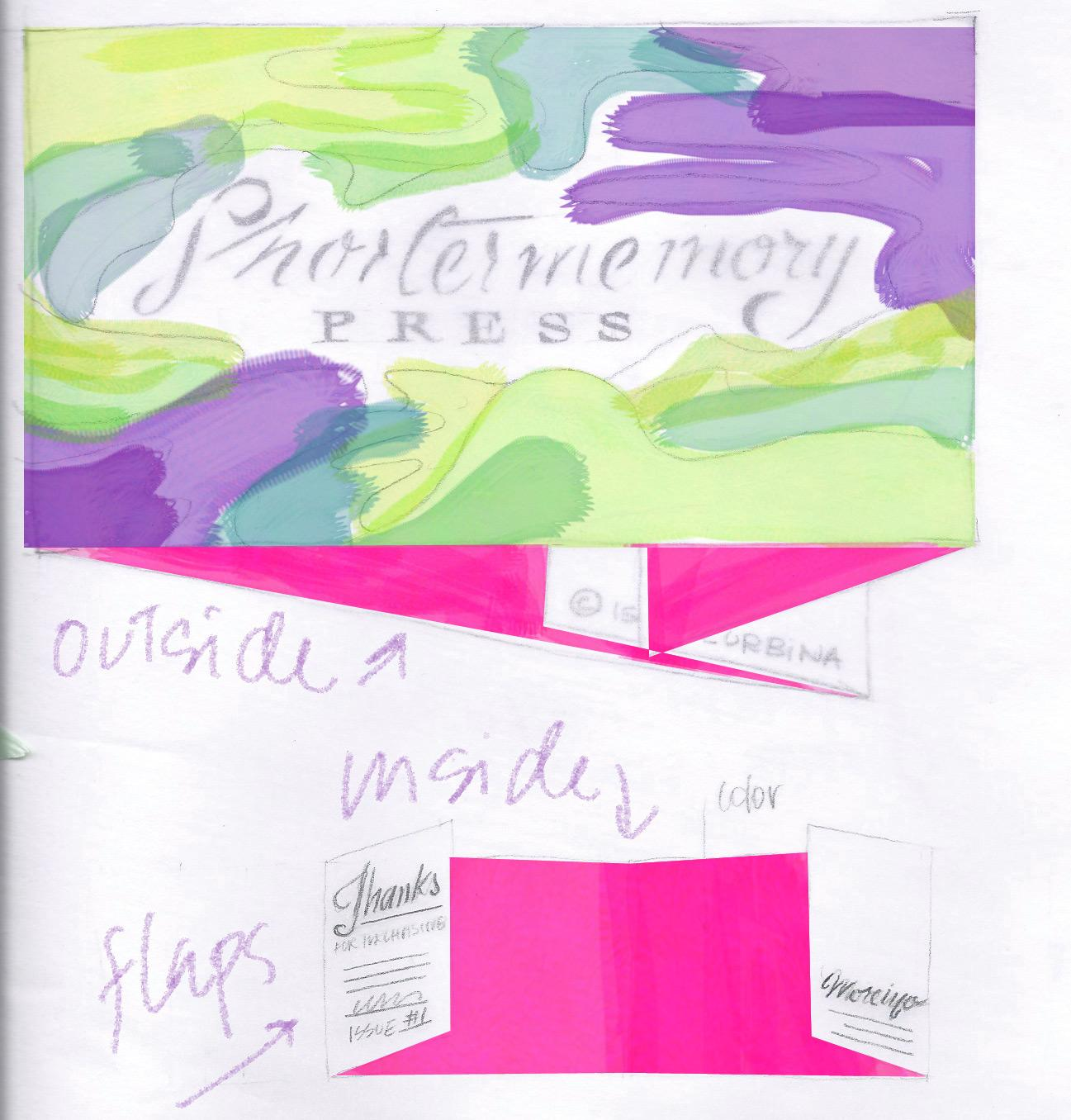 Short Term Memory Press - image 5 - student project