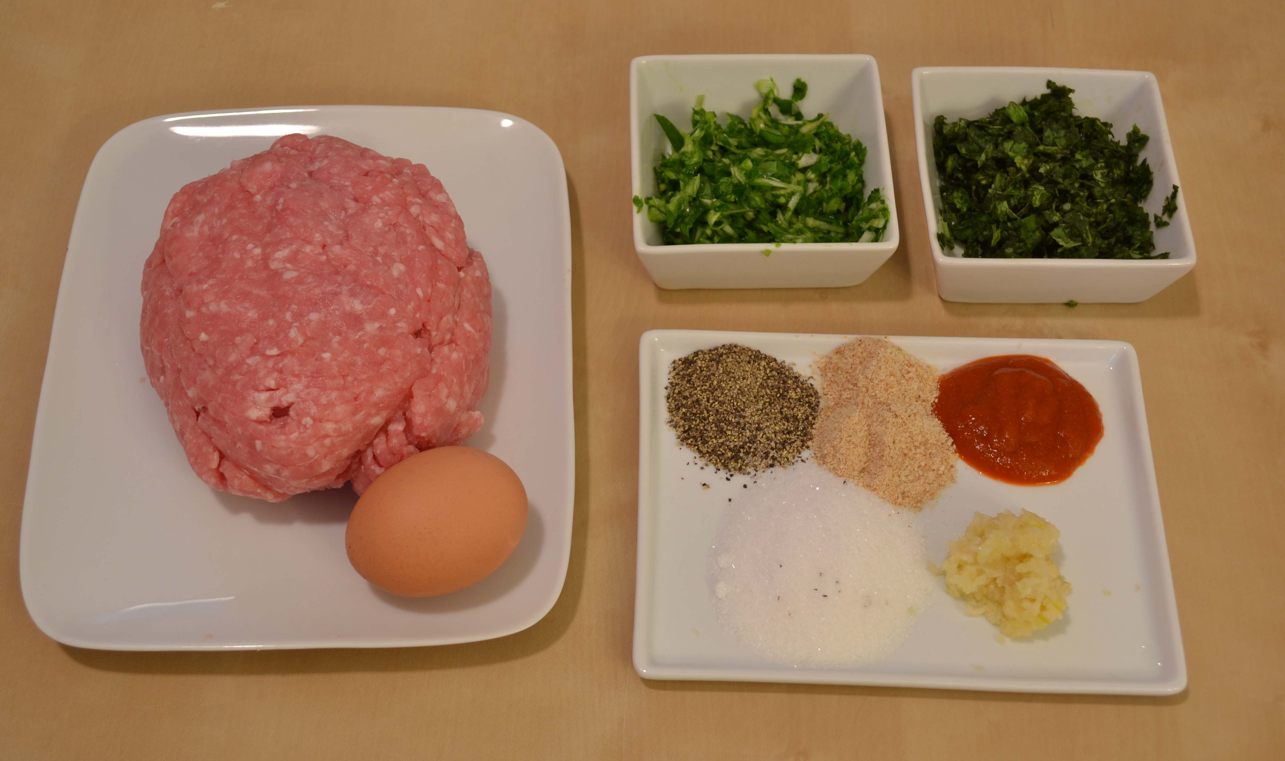 Pork Meatball Banh Mi - image 1 - student project