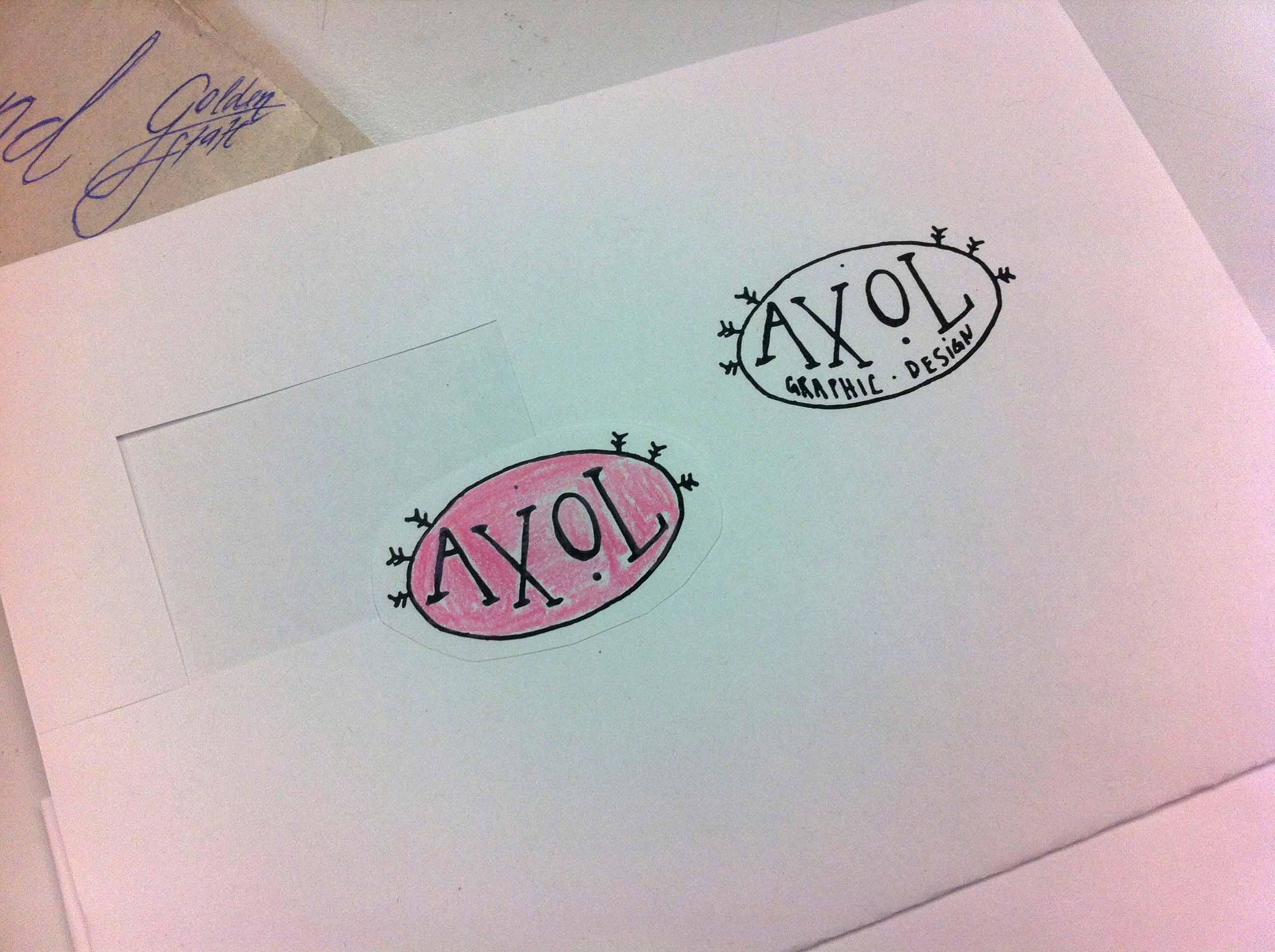 axol logo - image 17 - student project