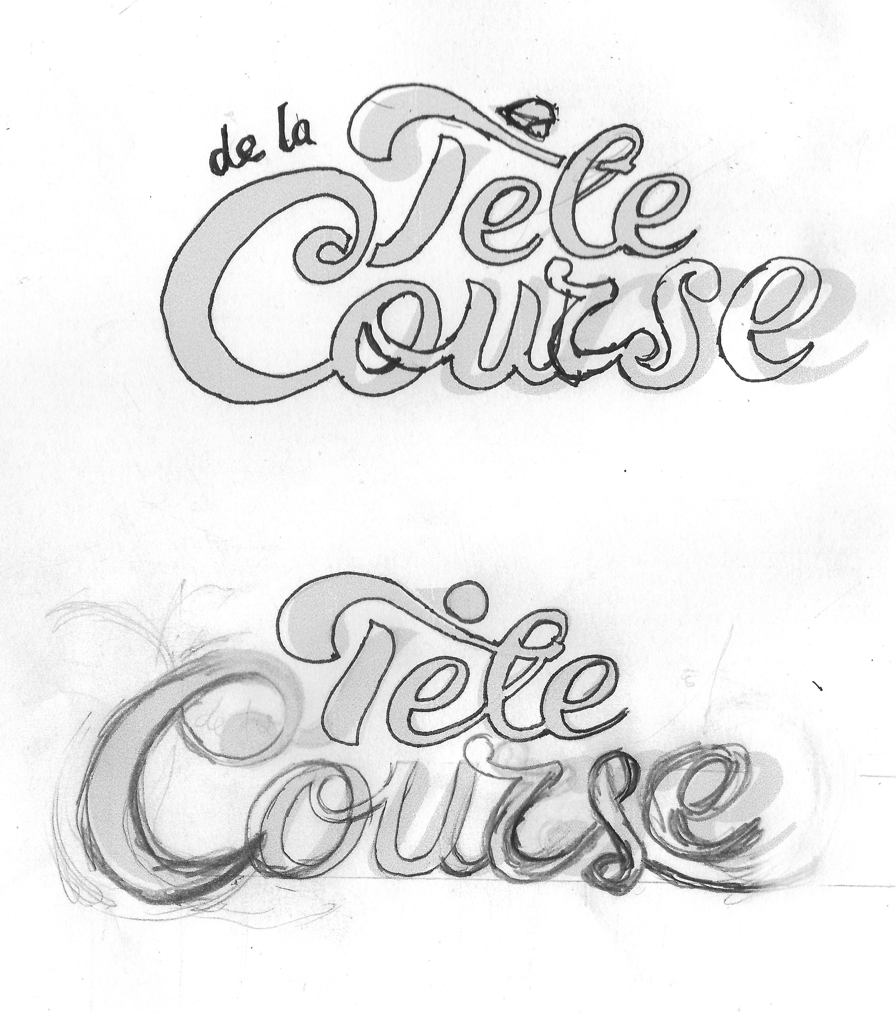 Tête de la Course - image 1 - student project