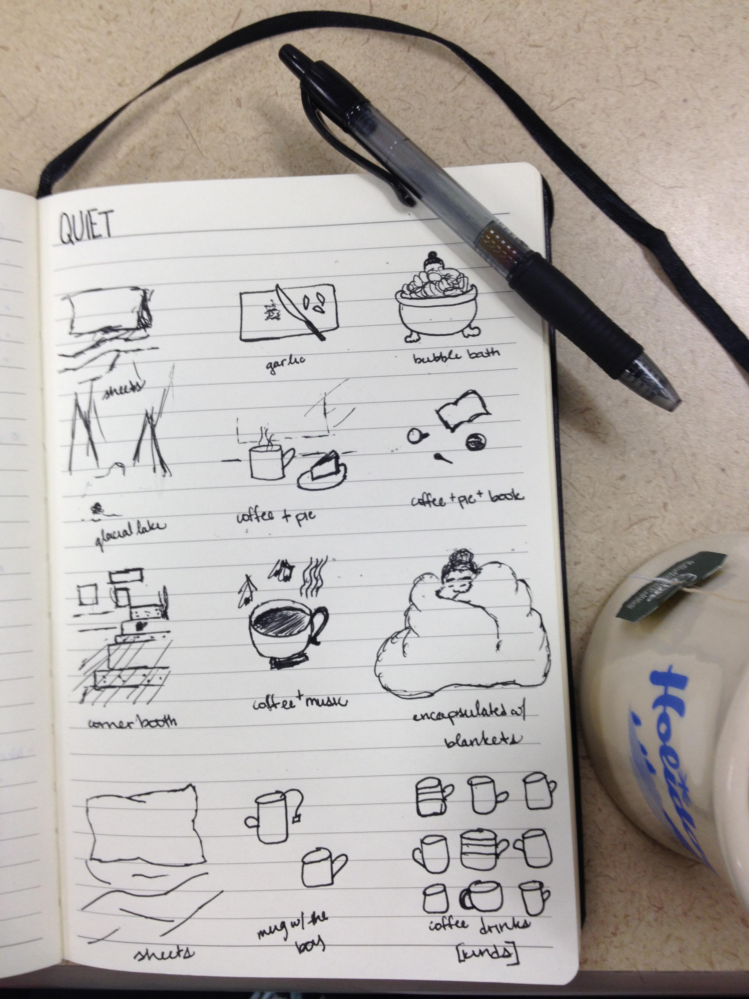 Quiet Sip, Quiet Slip - image 2 - student project