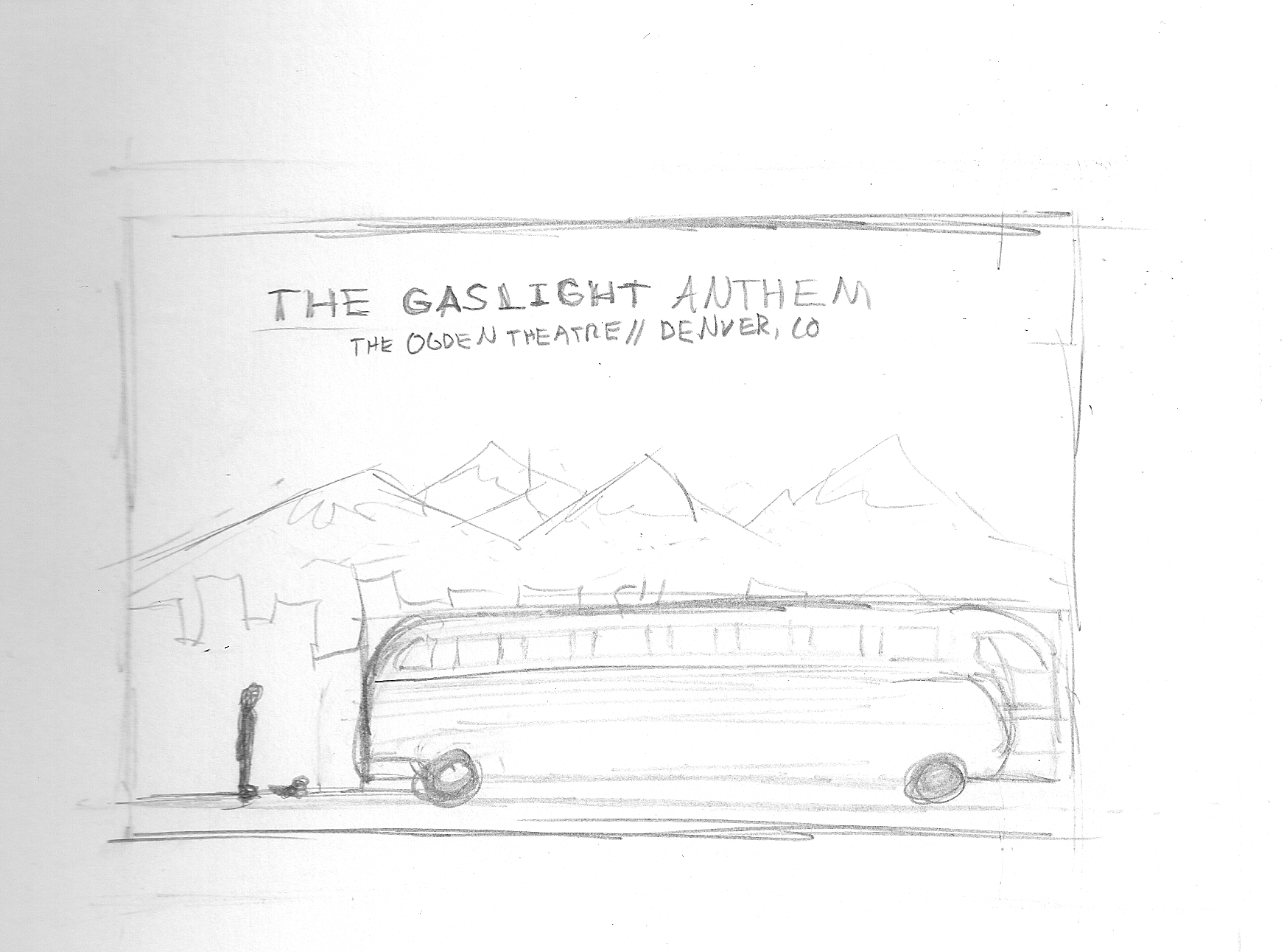 The Gaslight Anthem at The Ogden Theatre - image 2 - student project